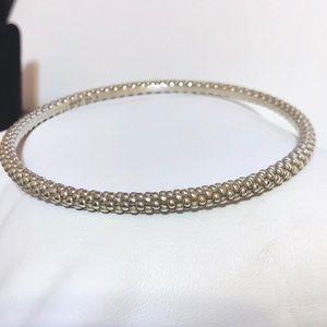 Lagos Classic Bead Bangle Bracelet